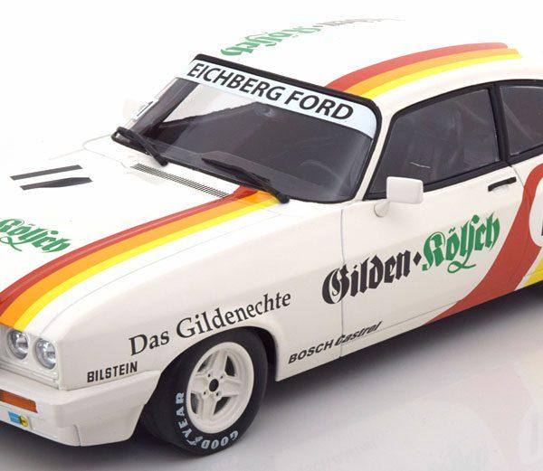 Ford Capri 3.0 Sieger 24h Nürburgring 1982 Gartmann/Ludwig/Niedzwiedz 1-18 Minichamps Lim.350 Pcs