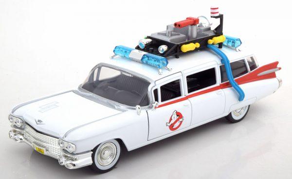 "Cadillac Ecto-1 ""Ghostbusters""Jada Toys 1/24"