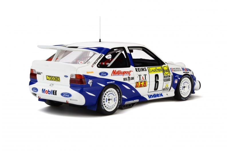 Ford Escort RS Cosworth 4X4 Gr. A Rallye Monte Carlo 1994 1-18 Ottomobile Limited 2000 Pcs