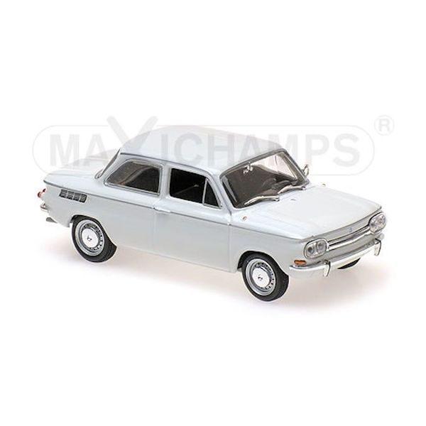 NSU TT 1967 Wit 1-43 Maxichamps