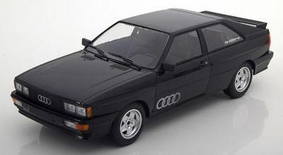 Audi Quattro 1980 Zwart 1-18 Minichamps Limited 504 pcs.
