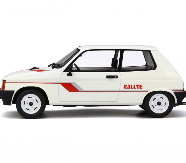 Talbot Samba Rally 1983 Wit 1-18 Ottomobile Limited 999 Pieces