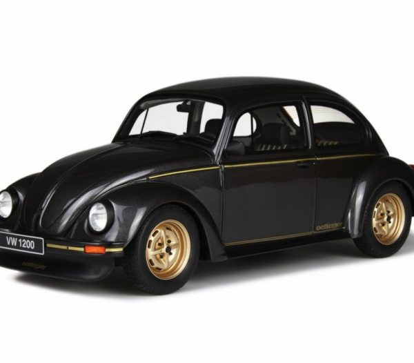 Volkswagen Beetle Oettinger 1984 Zwart Metallic 1-18 Ottomobile Limited 3000 Pieces