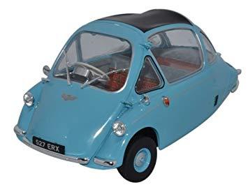 Heinkel Trojan RHD Roman Blauw 1-18 Oxford