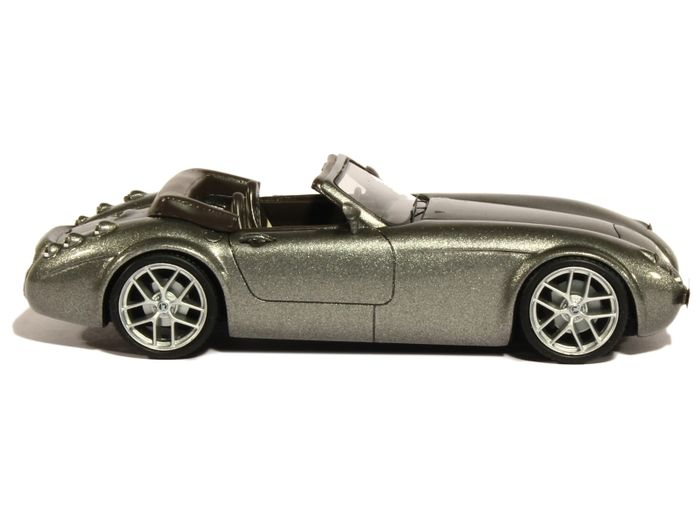 Wiesmann Roadster MF 4 Grijs metallic 1:43 Schuco Pro-R