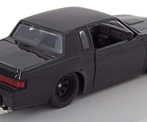 "Buick Grand National Dom's ""Fast & Furious"" Zwart 1-24 Jada Toys"