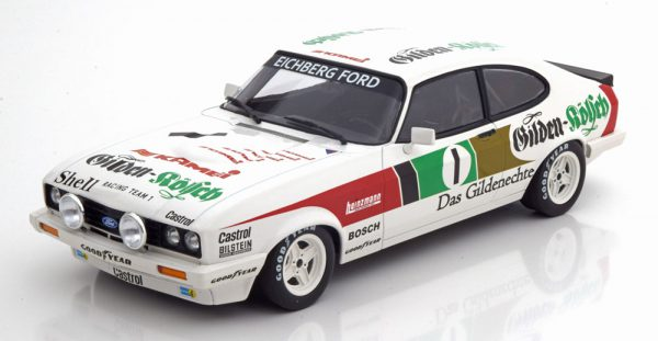 Ford Capri 3.0S No.1, 24h Nürburgring 1982 Schaefer/Rosberg/Vatanen 1-18 Minichamps Limited 350 Pieces