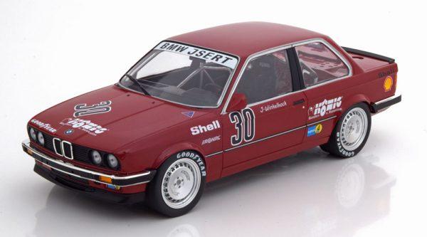 BMW 325i E30 No.30, Nürburgring DTM 1986 Winkelhock 1-18 Minichamps Limited 300 Pieces
