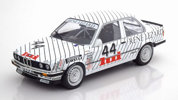BMW 325i E30 No.44, Class Winner ETCC Zolder 1986 Vogt/Oestreich 1-18 Minichamps Limited 300 Pieces