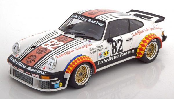 Porsche 934 No.82, 24h Le Mans 1979 Müller/Pallavicini/Vanoli 1-18 Minichamps Limited 336 Pieces