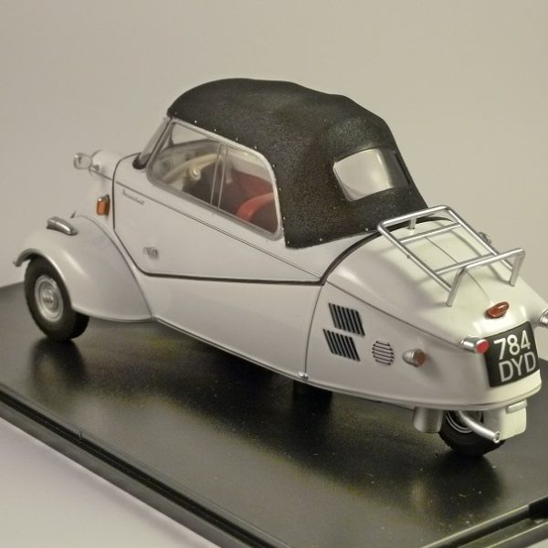 Messerschmitt KR200 Polar Wit 1-18 Oxford