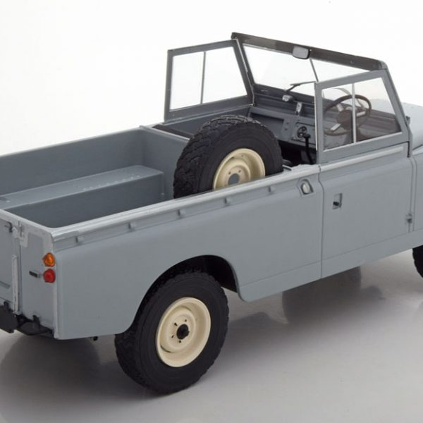 Land Rover 109 Series II Pick Up 1959 Grijs 1-18 MCG Models