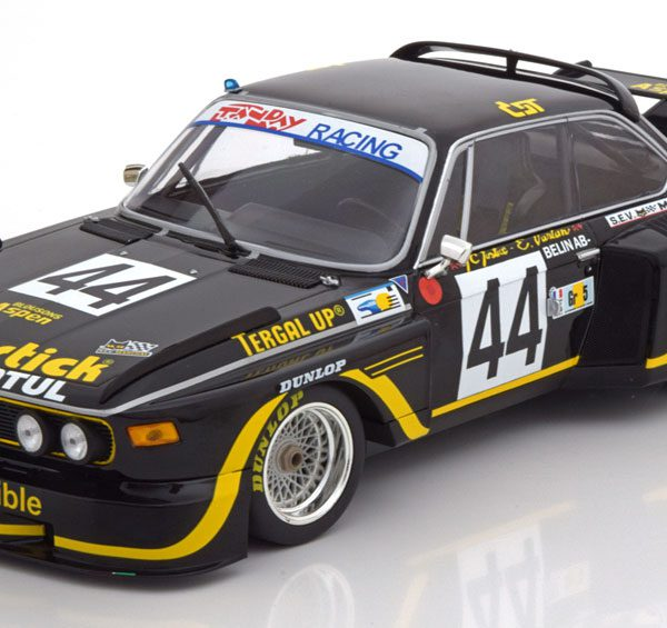 BMW 3.5 CSL No.44, 24h Le Mans 1976 Justice/Belin 1-18 Minichamps Limited 438 Pieces