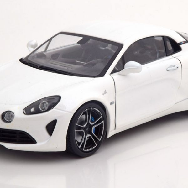 Renault Alpine A110 Premiere Edition 2017 Wit 1-18 Solido