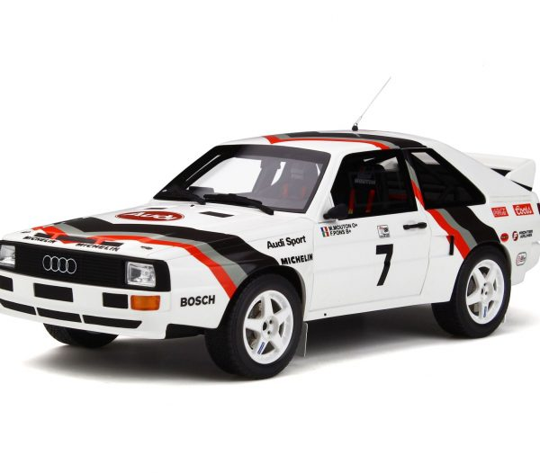 "Audi Sport quattro ""Pikes Peak""Nr# 7 M. Mouton 1-18 Ottomobile Limited 2000 Pieces"