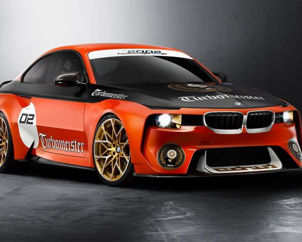 BMW 2002 Hommage Collection 2018 Turbomeister 1-18 Norev special
