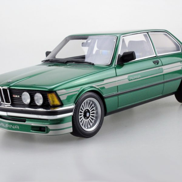 BMW 323 Alpina Groen 1-18 LS Collectibles Limited 250 Pieces