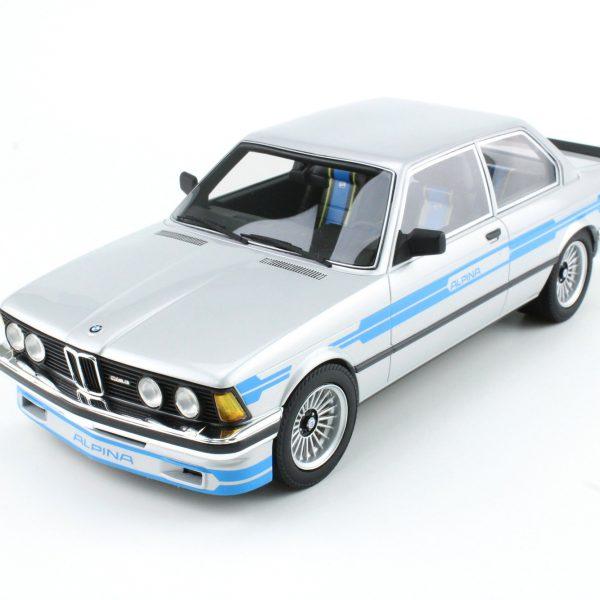 BMW 323 Alpina Grijs 1-18 LS Collectibles Limited 250 Pieces