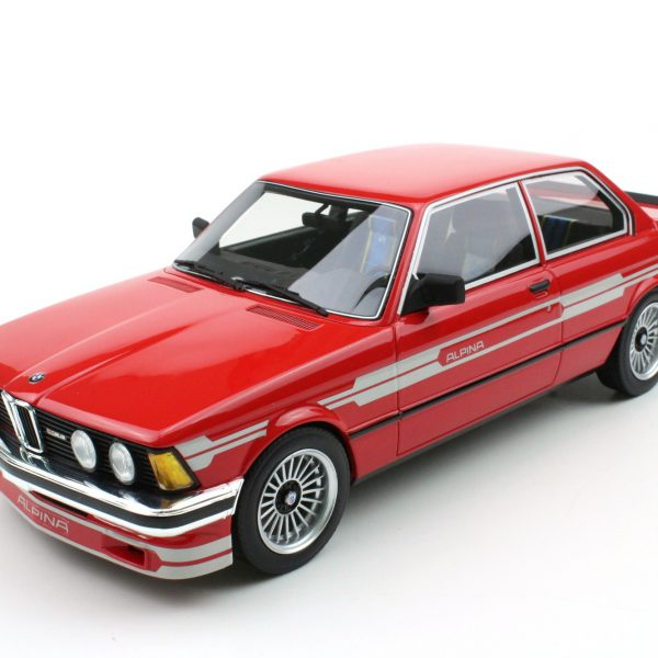 BMW 323 Alpina Rood 1-18 LS Collectibles Limited 250 Pieces
