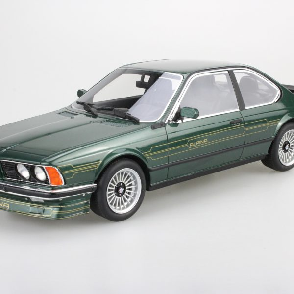 BMW 6 Serie Alpina B7 Groen 1-18 LS Collectibles Limited 250 Pieces