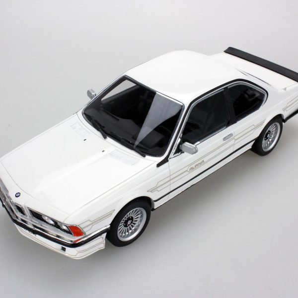 BMW 6-Serie Alpina B7 Wit 1-18 LS Collectibles Limited 250 Pieces