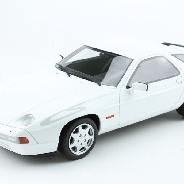 Porsche 928 Club Sport 1988 Wit 1-18 LS Collectibles Limited 250 Pieces