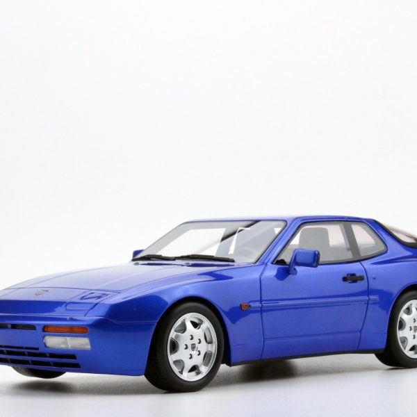 Porsche 944 Turbo S Blauw Metallic 1-18 LS Collectibles Limited 250 Pieces