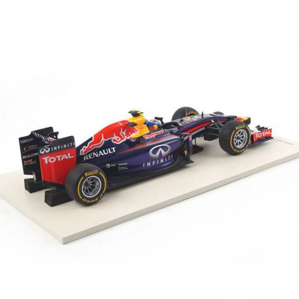 Red Bull Racing RB10 Winner F1 GP Canada 2014 D. Ricciardo - Spark 1:18