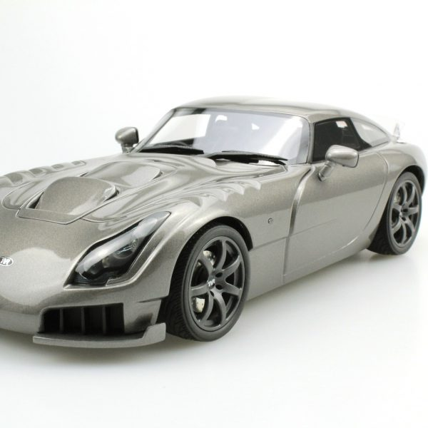 TVR Sagaris 2005 Grijs 1-18 LS Collectibles Limted 250 Pieces