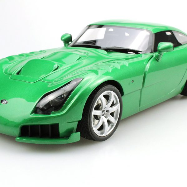 TVR Sagaris 2005 Groen 1-18 LS Collectibles Limited 250 Pieces
