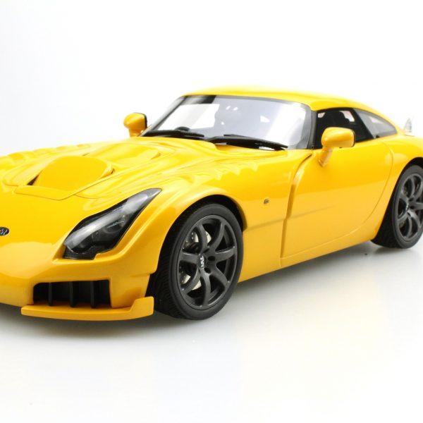 TVR Sagaris 2005 Geel 1-18 LS Collectibles Limited 250 Pieces
