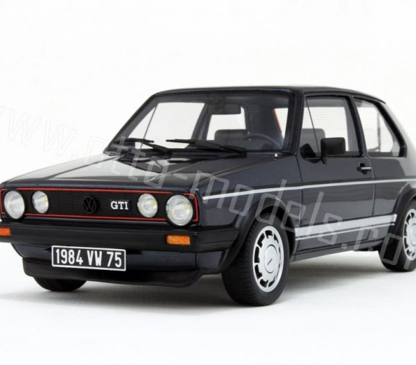 Volkswagen Golf 1 GTI 1800 Plus Blauw 1-18 Ottomobile Limited 3000 Pieces
