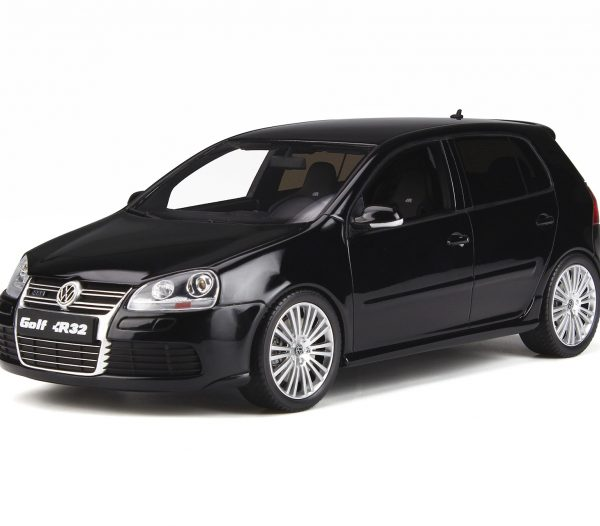 Volkswagen Golf V R32 2005 Zwart1-18 Ottomobile Limited 1500 Pieces