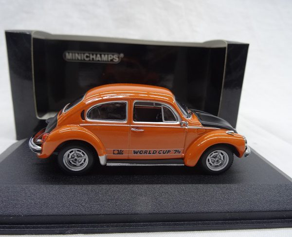 Volkswagen 1303 World Cup 1974 Oranje 1:43 Minichamps