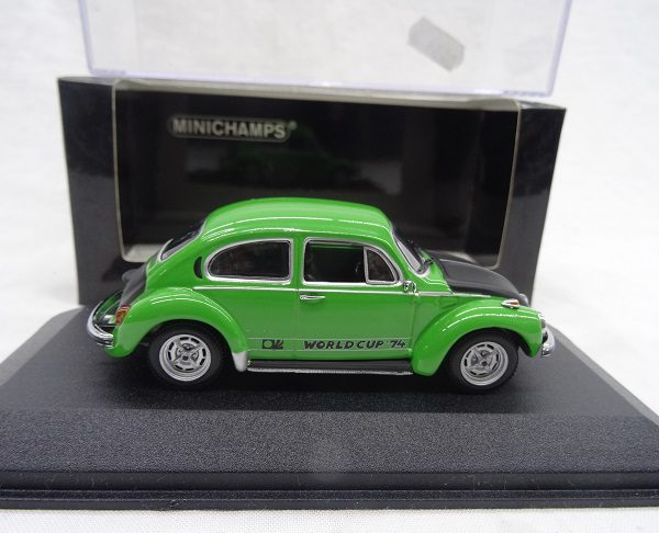 Volkswagen 1303 World Cup 1974 Groen 1:43 Minichamps