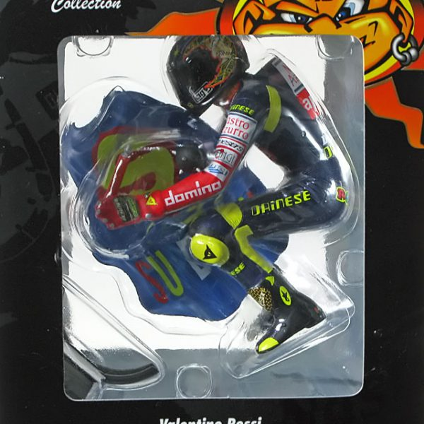 Figuur Valentino Rossi GP 125 1997 1-12 Minichamps Limited 7646 Pieces