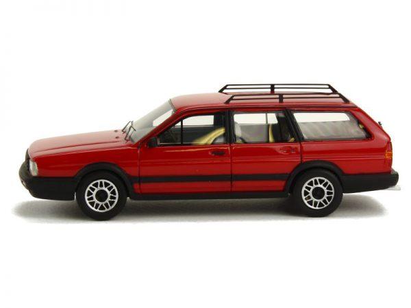 Volkswagen Passat Variant GT Syncro 1985 Rood 1-43 BOS Models