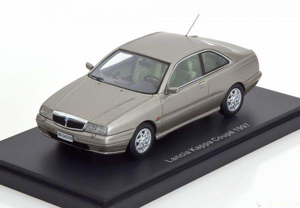 Lancia Kappa Coupe 1997 Grijs Metallic 1-43 Bos Models