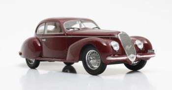 Alfa Romeo 6C 2500S Berlinetta Touring Maroon 1939 1-18 Cult Scale Models