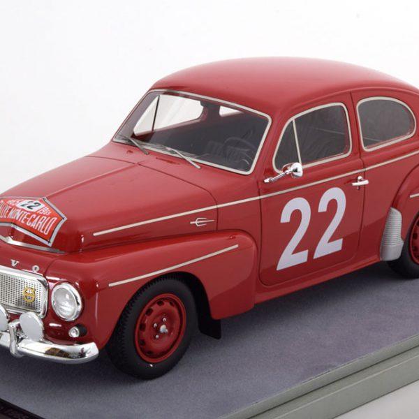Volvo PV544 No.22, Rally Monte Carlo 1965 Nielsen/Henriksen 1-18 Tecnomodel Limited 60 Pieces