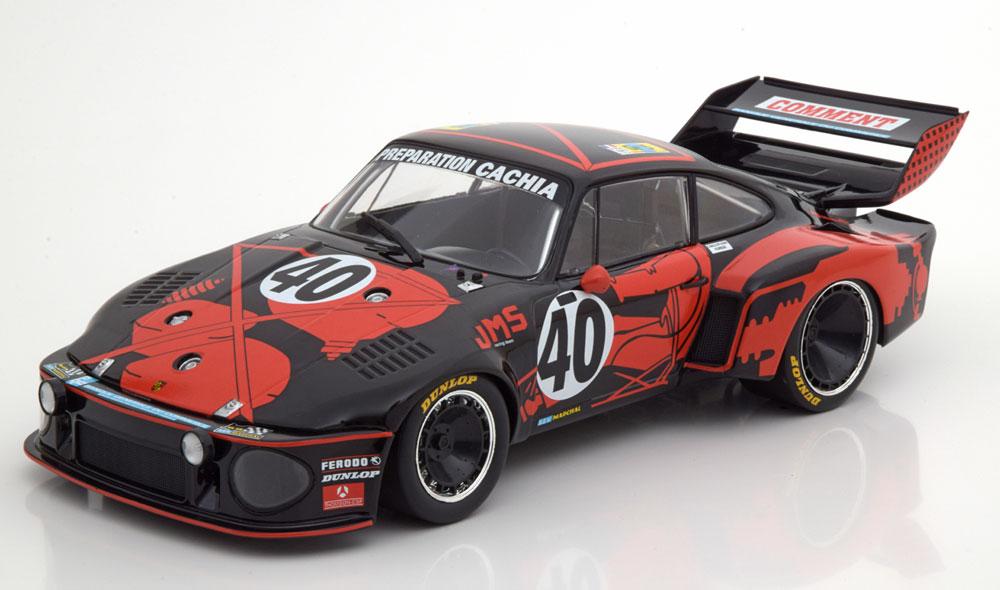 Porsche 935 No.40, 24h Le Mans 1977 Ballot-Lena/Gregg 1-18 Norev Limited 1000 Pieces