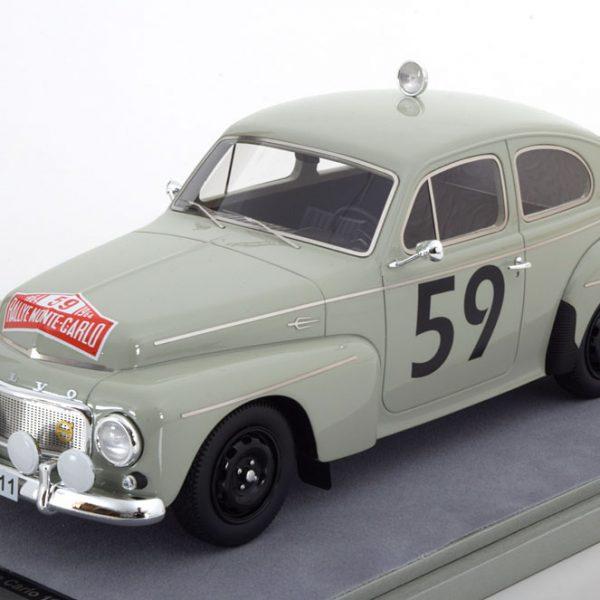 Volvo PV544 No.59, Rally Monte Carlo 1964 Trana/Lindstrom 1-18 Tecnomodel Limited Edition 70 pcs.