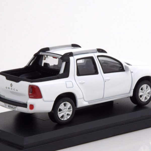 Renault Duster Oroch 2015 1:43 Wit Norev