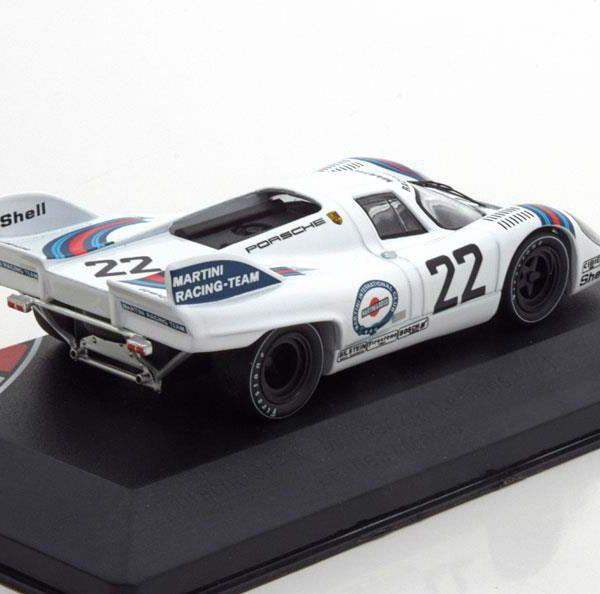 Porsche 917 K Sieger 24h Le Mans 1971 Lennep/Marko Wit 1-43 CMR Models