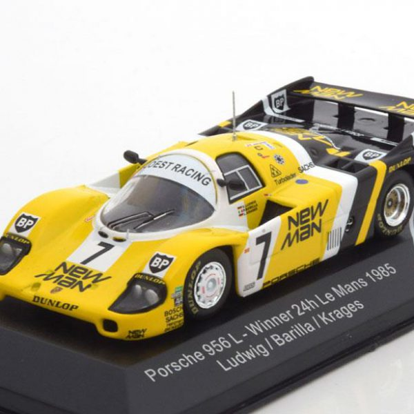 Porsche 956 L Sieger 24h Le Mans 1985 Ludwig/Barilla/Krages 1-43 CMR Models