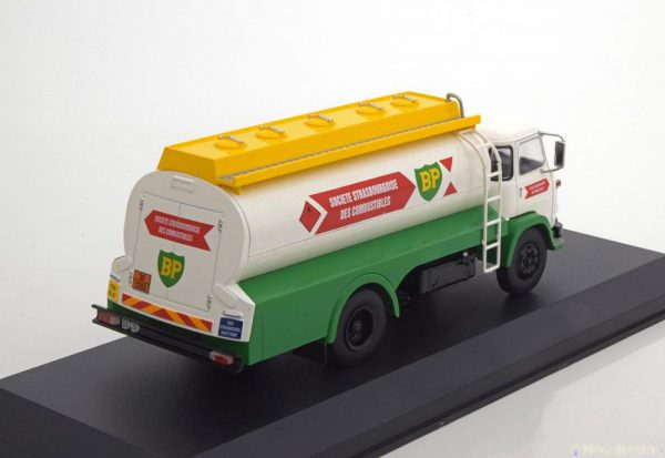Saviem SM8 Tankwagen BP 1974 1-43 Ixo Models