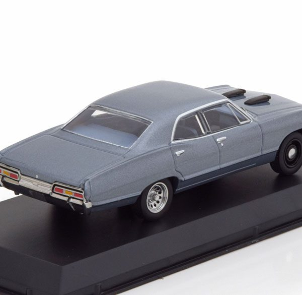 "Chevrolet Impala Sedan 1967 ""The A-Team "" Grijs 1-43 Greenlight Collectibles"