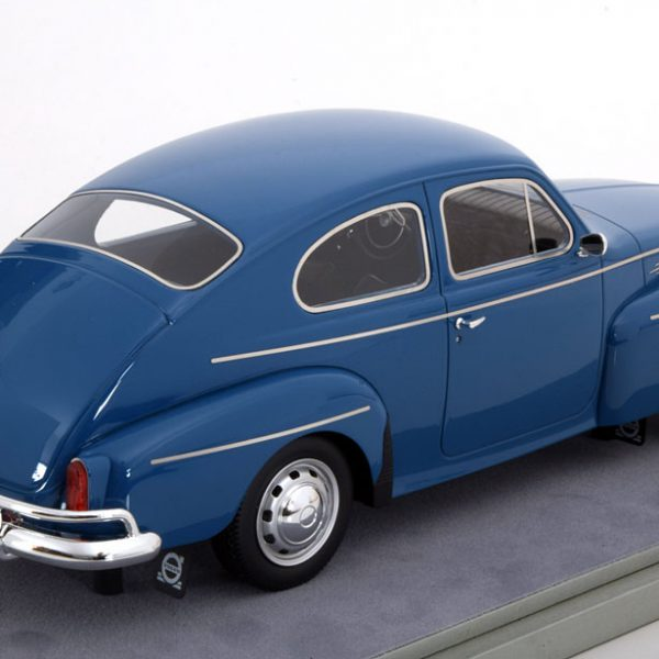 Volvo PV544 1964 Blauw 1-18 Tecnomodel Limited 70 Pieces ( resin )