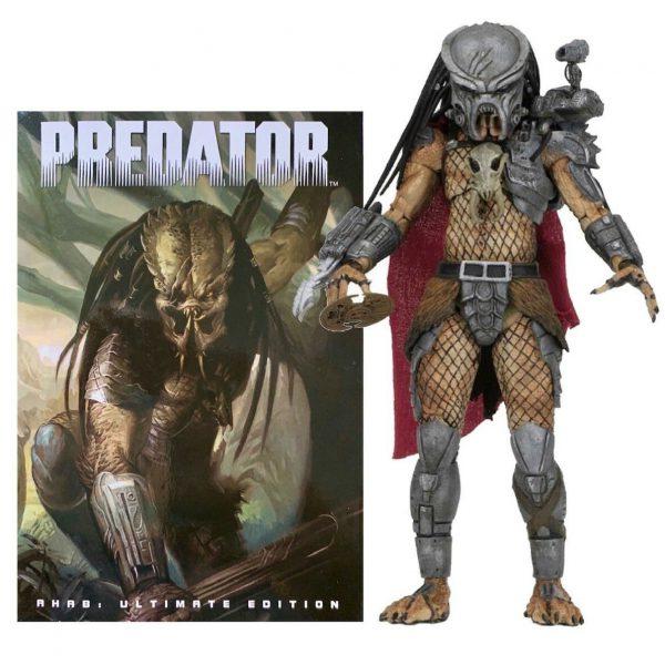 Predator - Ultimate Ahab Predator 7 inch Action Figure - Neca