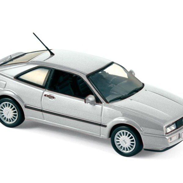 Volkswagen Corrado G60 1990 Zilver 1-43 Norev